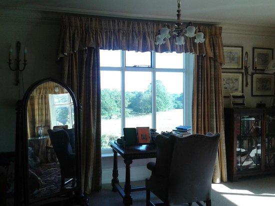 Hambledon House: African room 2