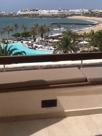 Melia Salinas - Adults recommended: View from 4 Floor Terrace
