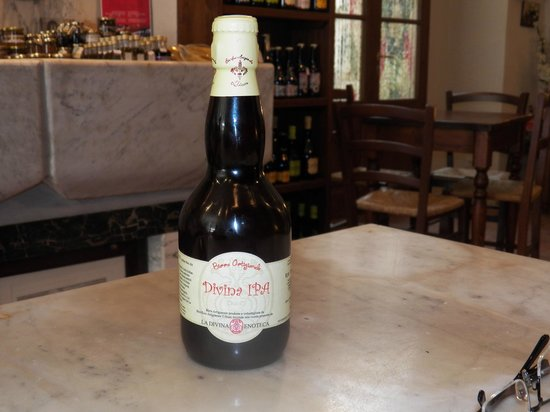 Florence Food Tour: Local Wine Produce