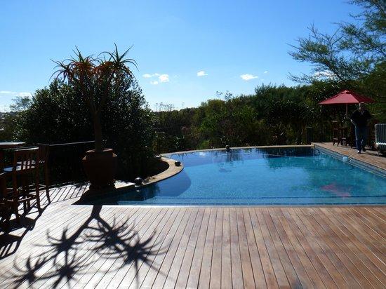 Afrique Boutique Hotel Ruimsig : Pool