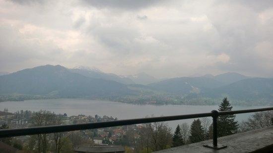 Der Westerhof Hotel: the view