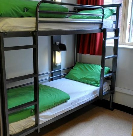YHA London Central: Bedroom