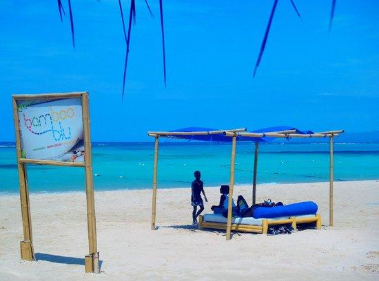 Ocho Rios Bay Beach : View of the beach