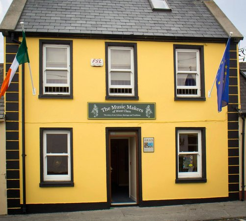 Miltown Malbay, Irlandia: The Music Makers of West Clare