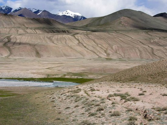 Khunjerab Pass: Tashkorgan bis zur Grenze