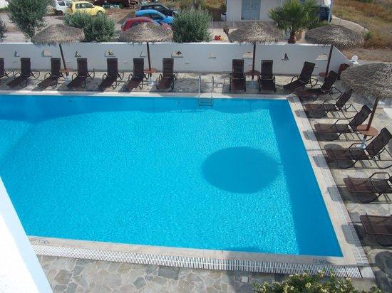 Alexandra Hotel: Hotel Pool
