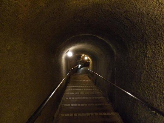 Historic Relic Sado Gold Mine: 宗太夫坑の入口