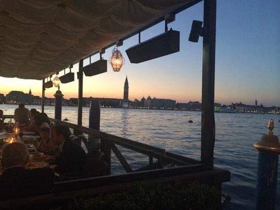 Cip's Club Belmond Hotel Cipriani : Cip's Club terrace