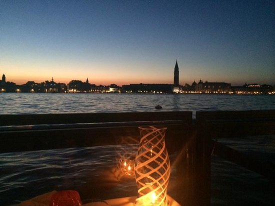 Cip's Club Belmond Hotel Cipriani : Incredible view of San Marco