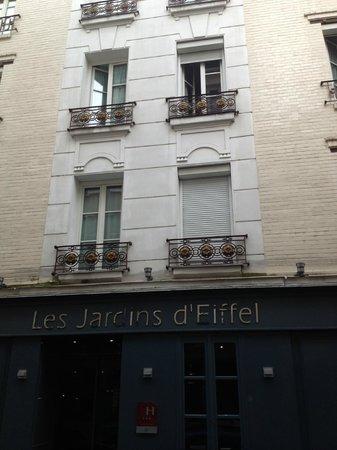 Hotel Jardins d'Eiffel: Отель