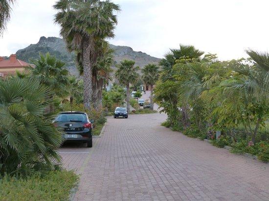 Pestana Porto Santo All Inclusive : road outside reception