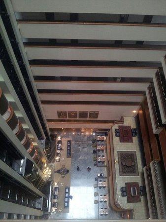 Ouro Minas Palace Hotel : Vista superior