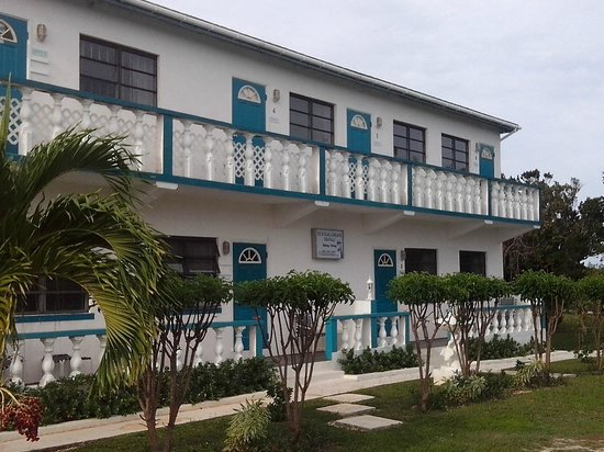 Tropical Dreams Rentals : Hotel view