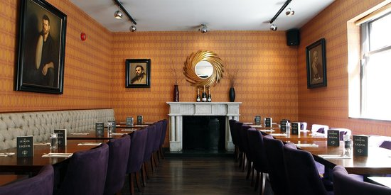 The Exchequer: Dining Room