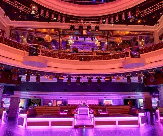 Foto de teatro kapital madrid terraza tripadvisor for Sala kapital madrid
