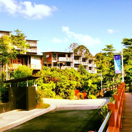 Peppers Noosa Resort and Villas: The Outrigger village