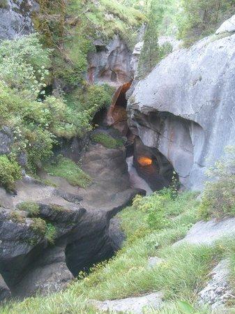 Trummelbach Falls: Trümmelbachfälle