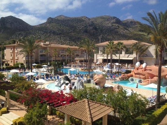 Playa Mar & Spa Aparthotel: Play mar