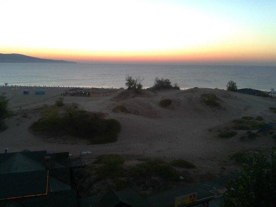 Fenix Hotel: sunrise