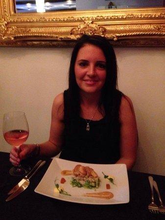 Porto Restaurant : Porto fish plate :)