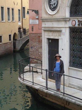 Residence Corte Grimani : Entrance to Corte Grimani