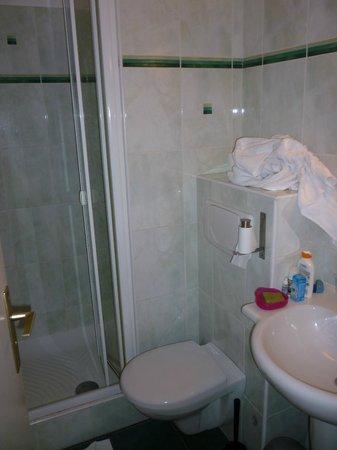 Hotel La Capelle : Bathroom Room