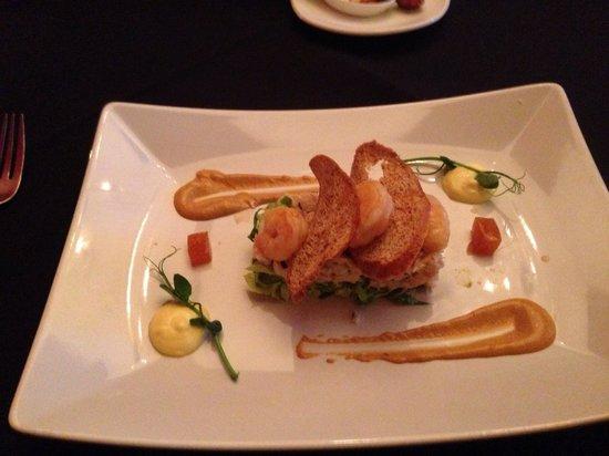 Porto Restaurant : Porto fish plate