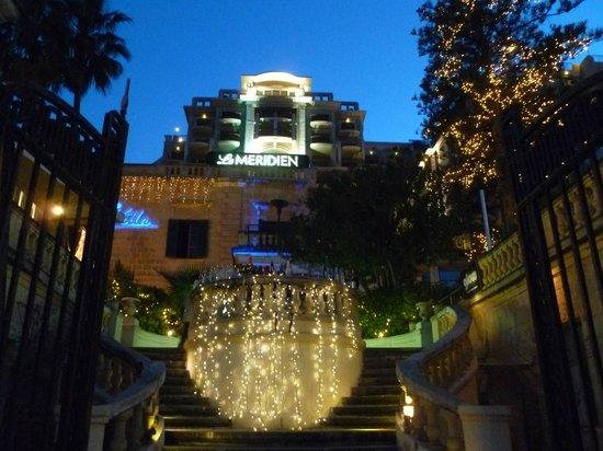 Le Meridien St. Julians: Hotel