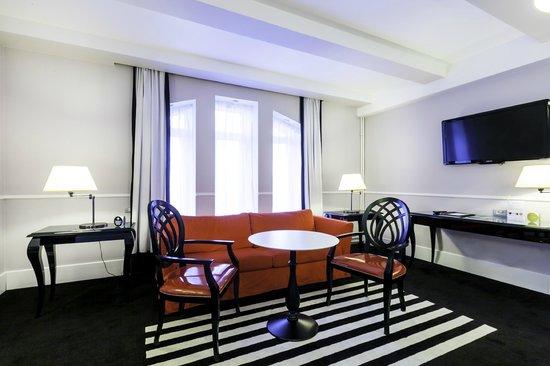 Demetra Art Hotel: Junior Suite