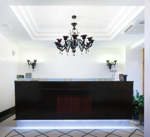 Demetra Art Hotel: Reception