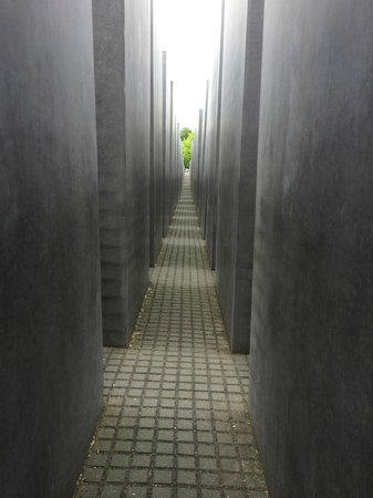 Explore Berlin Tours: The holocaust monument in Berlin