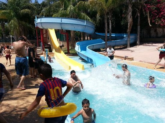 The Water slides - Alwaha Tulkarm