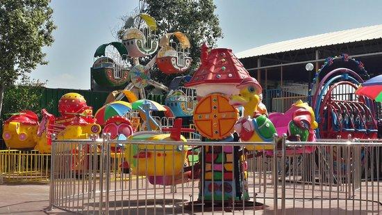 Amusement Rides - Alwaha Tulkarm