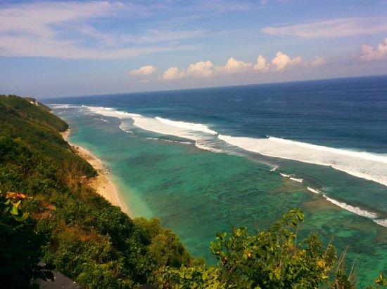 The Ungasan Clifftop Resort: Ocean