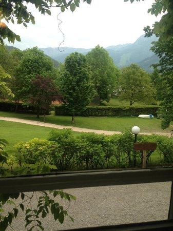 Landhaus zu Appesbach: Во дворе