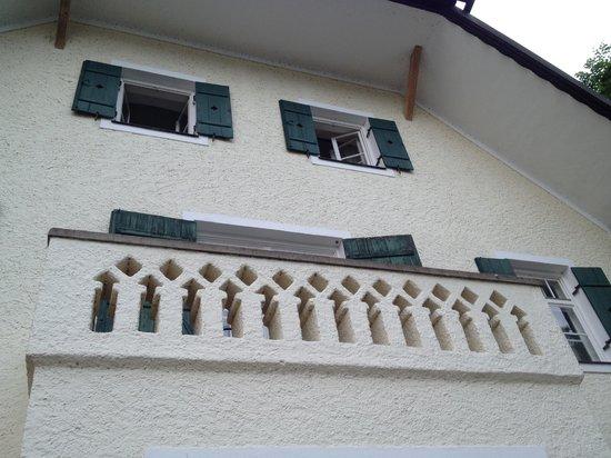 Landhaus zu Appesbach: С балкона