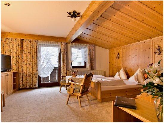 Hotel Garni Mössmer: Zimmer Deluxe