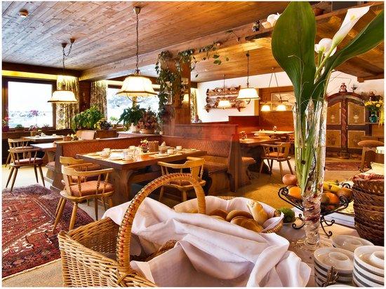 Hotel Garni Mössmer: Buffet1