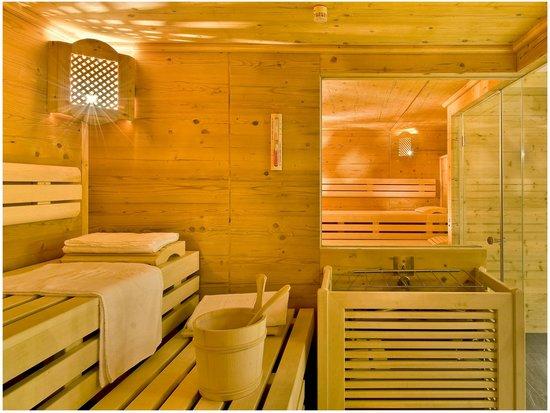 Hotel Garni Mössmer: Finnische Sauna, Biosauna, Dampfbad