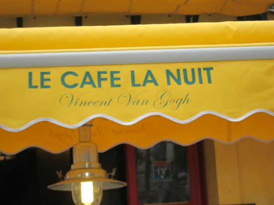 Van Gogh Cafe (Cafe La Nuit): Van Gough Cafe Arles France