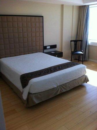 Sweet Atlantic Hotel and Spa: Quarto