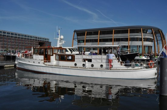 Rederij Aemstelland Private Boat Tours: Start bij Amsterdam Marina
