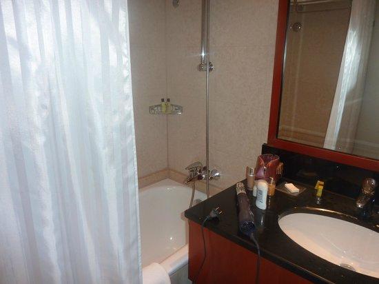 InterContinental Budapest: ванная