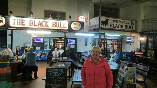 Black Bull S.c.p.: Here Again