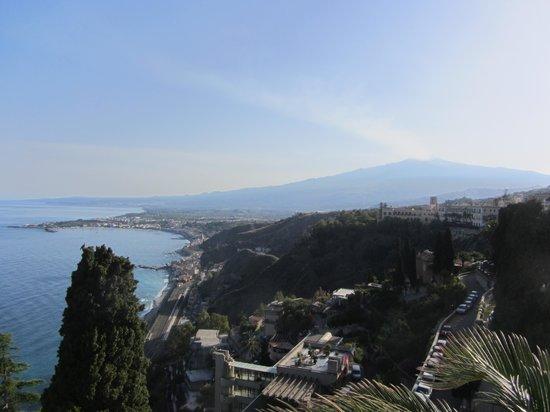 Hotel Villa Paradiso: View from the Villa Paradiso