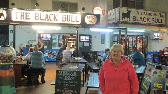 Black Bull S.c.p.: Sorry to leave
