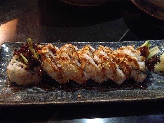 The Hashi: beef sushi