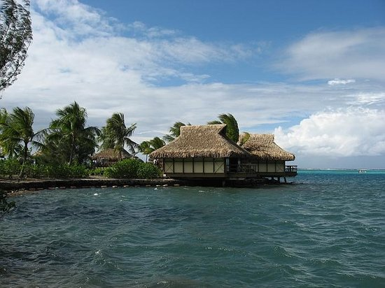 InterContinental Tahiti Resort & Spa: Galina