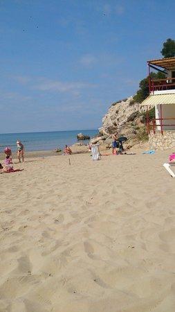 Cala Font Hotel : Beach