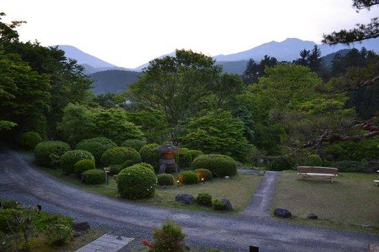 Nikko Kanaya Hotel : View from Room 33